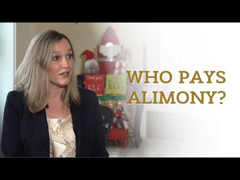 Family Lawyer Erica Jackson Explains Alimony on Triad Today