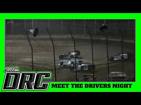 Moler Raceway Park | 6/15/18 | Cohen Recycling Sport Mods | Meet The Drivers Night