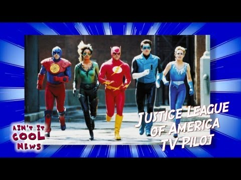 Justice League of America Pilot Review