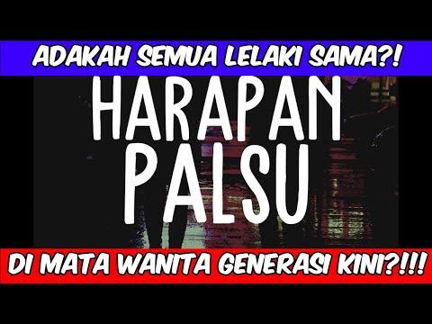 Rumi - Harapan Palsu (feat. Galvin Patrick) (Official Lyric Video)
