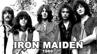 IRON MAIDEN - Falling (1969)