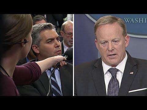 'Fake news' debate gets heated between...