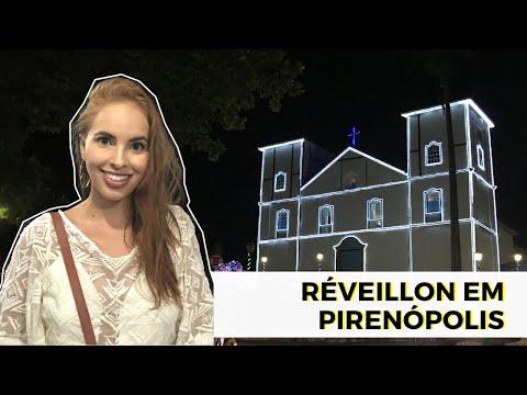 Como foi o Réveillon 2020 em Pirenópolis - GO