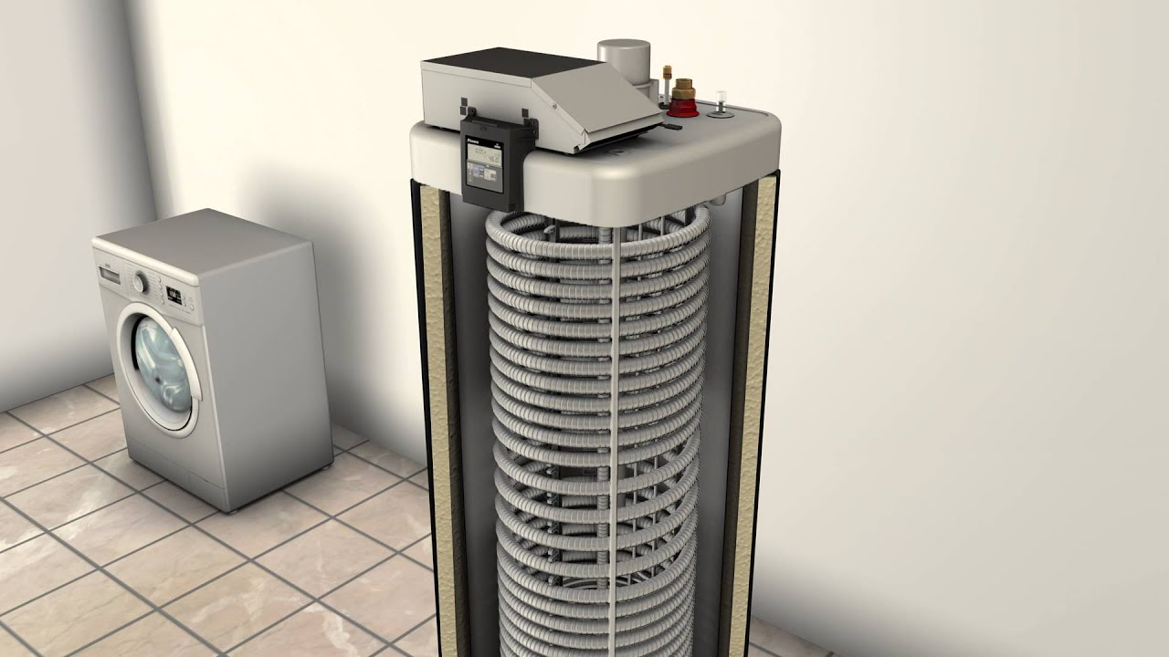 Daikin ech2o bomba de calor para gua quente sanit ria - Bombas de agua ...