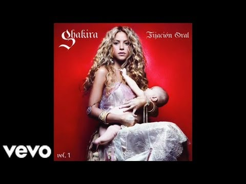 Shakira - No Ft. Gustavo Cerati (Audio)