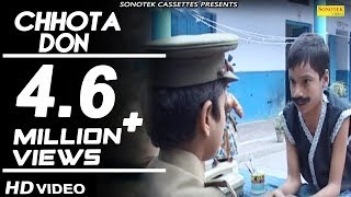 Chhota Don Part 2 Kids Movie Full Comedy Cute Acting | Haryanvi Kids Comedy | Sonotek New Comedy