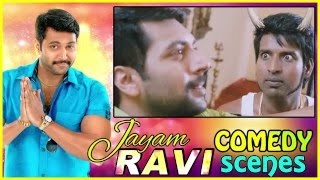 Jayam Ravi Comedy Scenes | Latest Tamil Movie Comedy Scenes 2015 | Soori | Anjali | Hansika