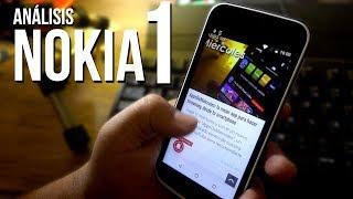 Nokia 1 Análisis Review en español / Un pequeño guerrero a poco precio