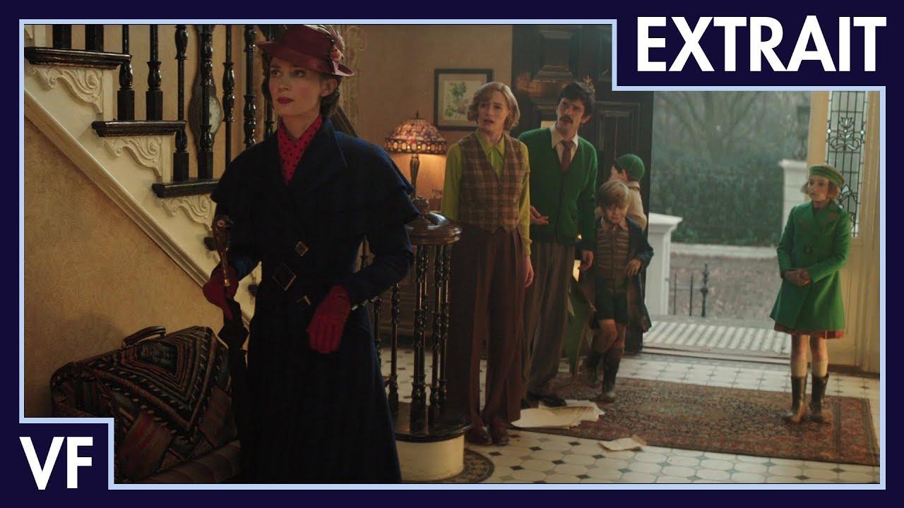 Le Retour de Mary Poppins - Extrait : C'est vraiment un bonheur de vous voir ! (VF) I Disney
