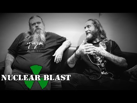 ENSLAVED - Ivar and Frode from Krakow on their favourite Horror movie bad guys (OFFICIAL TRAILER)