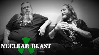ENSLAVED – Ivar and Frode from Krakow on their favourite Horror movie bad guys (OFFICIAL TRAILER)