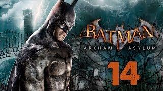 Batman Arkham Asylum | Zombie Batman | Part 14
