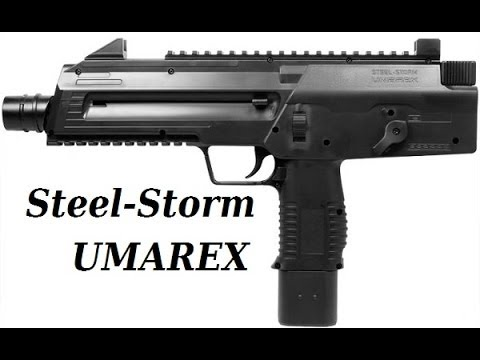 Обзор Steel-Storm UMAREX