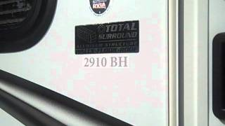 New 2012 Keystone Passport 2910bh Travel Trailer 4 Bunk Beds Dodd Rv For Sale