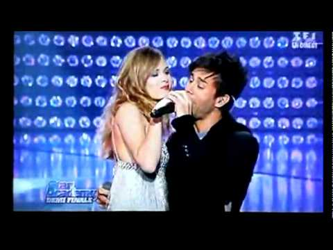 HQEnrique Iglesias  Tired Of Being sorry & Alice   Star Academy