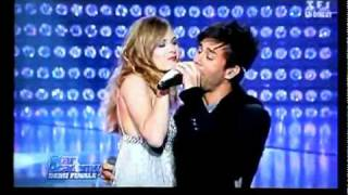 Скачать HQ Enrique Iglesias Tired Of Being Sorry Alice LIVE Star Academy