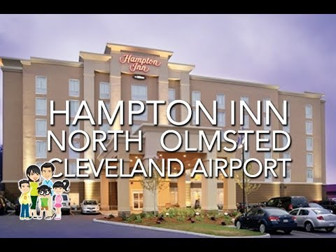 HOTEL REVIEW: Hampton Inn North Olmsted Cleveland Airport | Cleveland Ohio