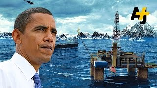 Obama Just Approved Offshore Oil Drilling In The Arctic