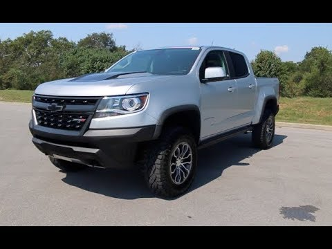 2017 Chevy Colorado Zr2 >> 2018 Chevy Colorado ZR2 Crew Cab 4X4 3.6L V6 at Wilson County Motors Lebanon Tn - YouTube