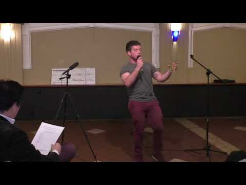 """Stephen Campbell StoryFest """"Big Mistakes"""""""