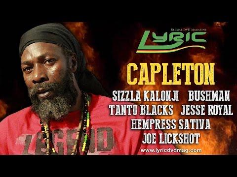 Jah Jah City -  Capleton, Hempress Sativa, Sizzla Kalonji,Jesse Royal..