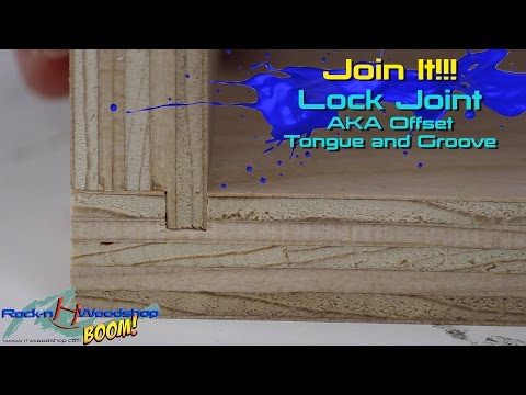 Join It!!! - Lock Joint