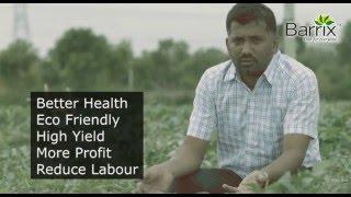 Barrix eco-friendly pest control solutions for organic farming