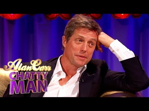 Hugh Grant Arrested For Attacking Paparazzi Full   Alan Carr: Chatty Man