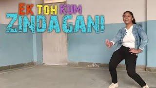 Bollywood Dance with Easy Steps || Ek Toh Kum Zindagani