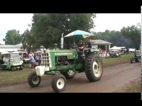 Oliver Hart-Parr Parade, Prairie Village, Madison, SD 2014