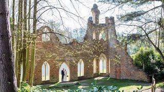 Hannah & Adams Wedding at Painshill Park, Cobham, Surrey
