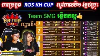 ការប្រកួត Rules of Survival KH Cup S2 វគ្គជម្រុះក្នុងពូល - Group B ហ្គេមទី1    Mr KH 168