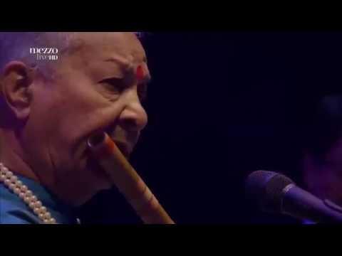 Pt Hariprasad Chaurasia Flute | Concert in Paris