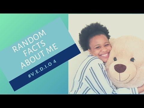 RANDOM FACTS ABOUT ME || NOSE PIERCING ??|| SOUTH AFRICAN YOUTUBER