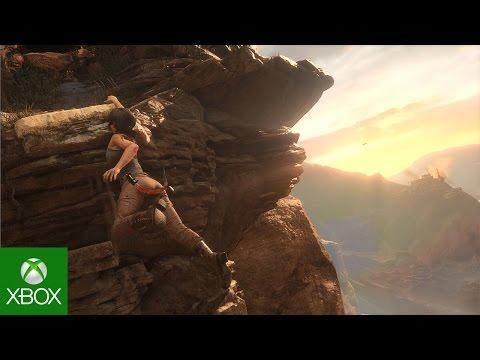 Опубликована демонстрация геймплея игры Rise of the Tomb Raider в Сирии