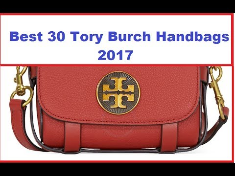 1eab7dc7fde Best 30 Tory Burch Handbags Collection 2017 Reviews - YouTube