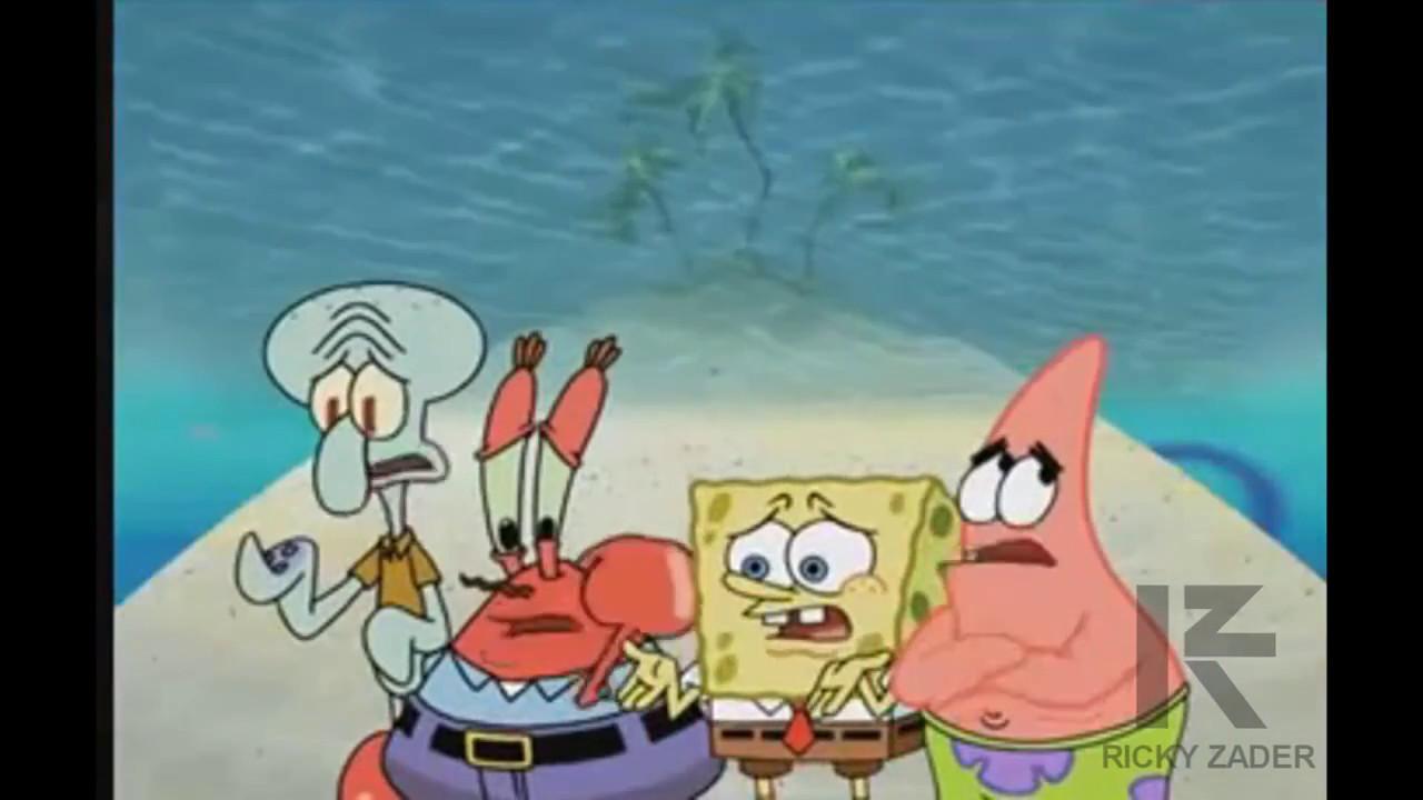 Spongebob mocking meme we are not chicken