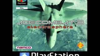 ACE COMBAT 3 - turbulence