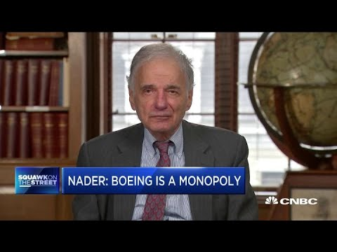Ralph Nader: Boeing has been mismanaged for years
