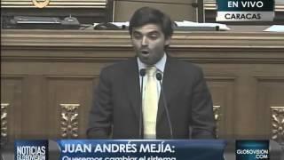Diputado Juan Mejía: Cómo hablar de justicia cuando hay impunidad absoluta
