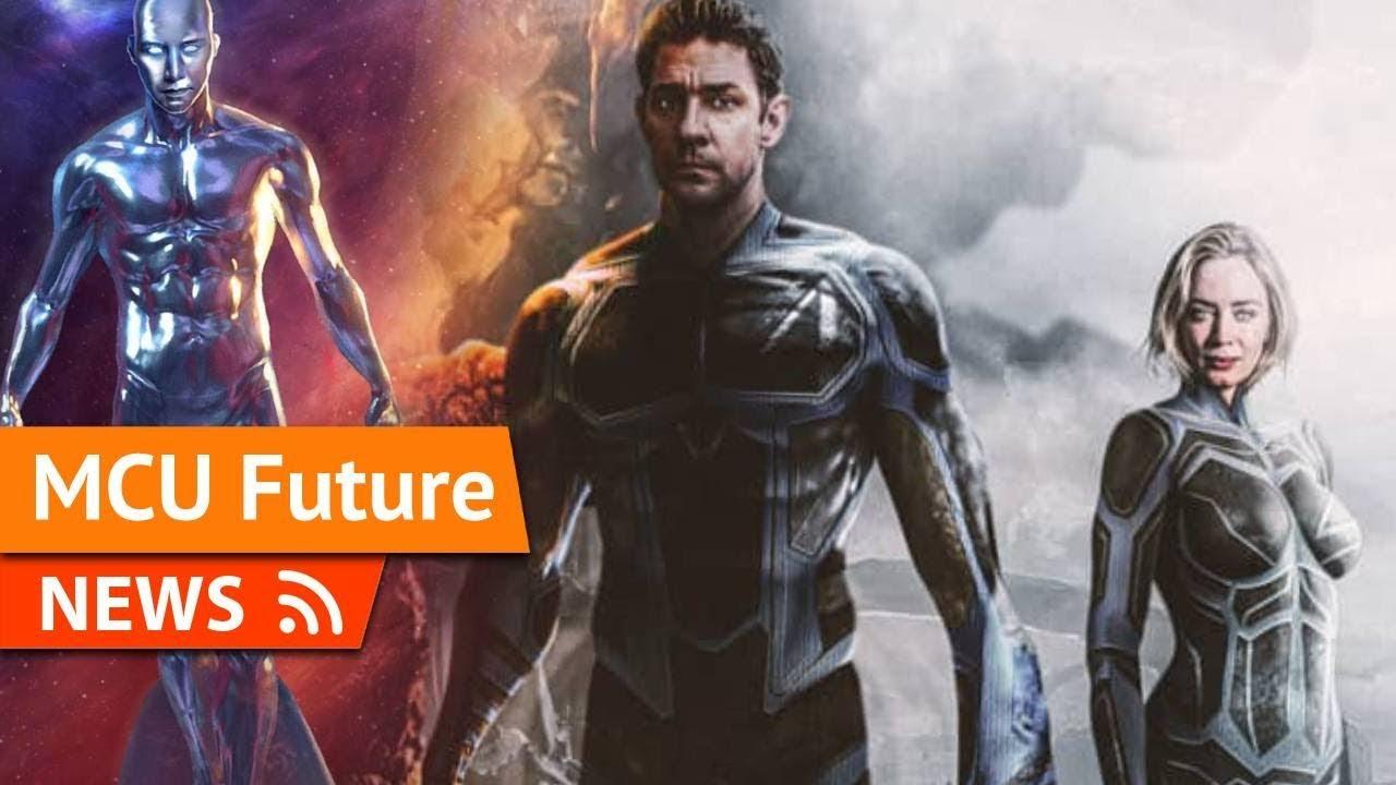 Marvel Studios Has Met With John Krasinski, Fantastic Four Rumors & MCU News