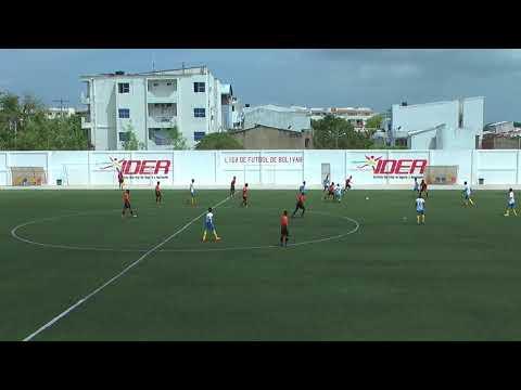 Difutbol Sub 15 2004- Academia de Crespo vs School Bolivar (2-3)
