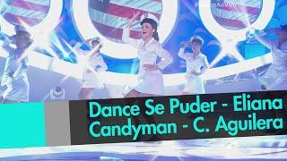 DANCE SE PUDER - Dancei CANDYMAN da CHRISTINA AGUILERA no Programa Eliana