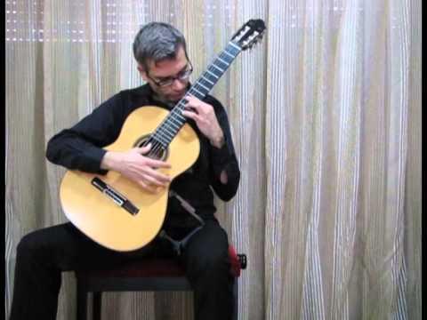 dimitris kotronakis performs carlo domeniconi: a step to paradise & toccata in blue