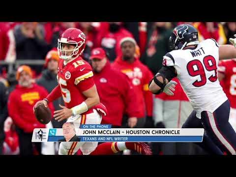 Houston Chronicle's John McClain On The Disappointing End To Texans' Season | The Rich Eisen Show