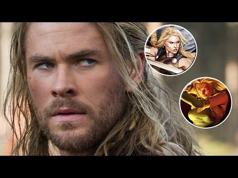 Thor 3 Introducing Fan Favorite Female Characters? - 동영상