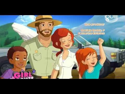 Смотреть мультфильм лесси новые приключения