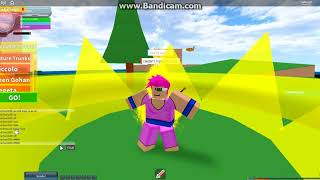 Dragon Ball Final Adventures All FORMS!!!!!  ROBLOX
