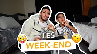 LES WEEK-END😭👎🏽 - FAHD EL