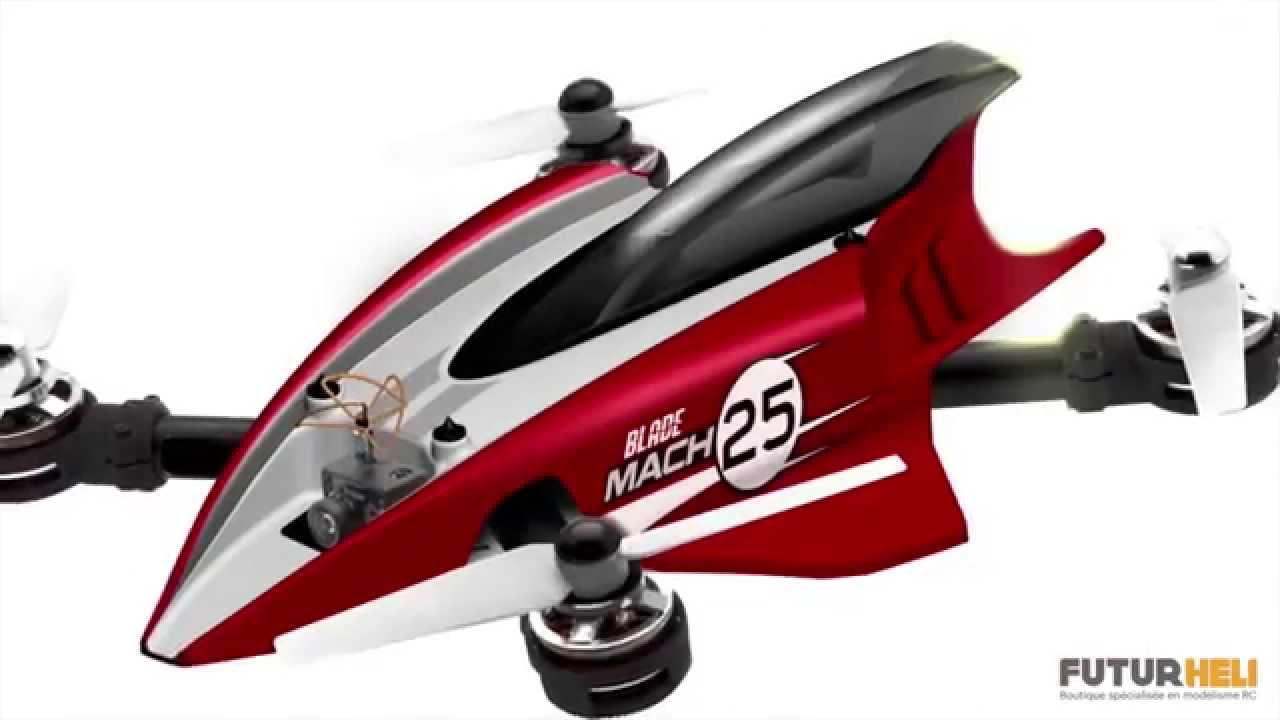 blade mach 25 FPV Racer - YouT...